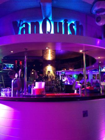 Vanquish Street Bar