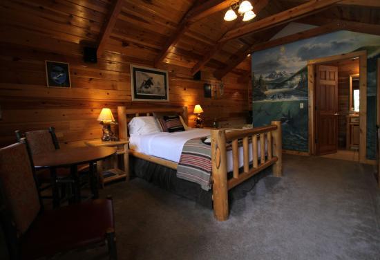 Alaskan Inn: Orca Cabin
