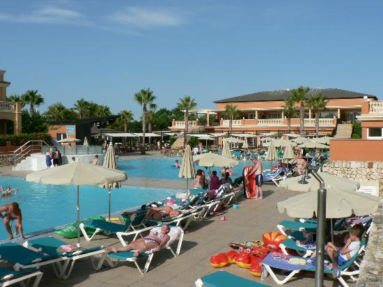 Holiday Village Menorca: main pool