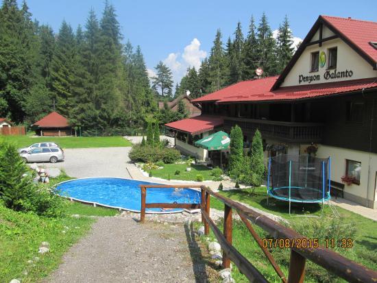 Liptovsky Jan, سلوفاكيا: Nádherný tichý penzión