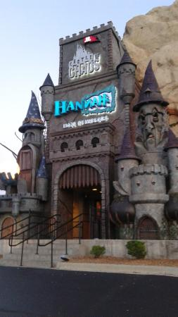 Branson, MO: Castle of Chaos Entrance