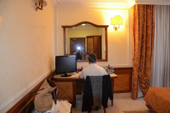 Hotel Hiberia: habitación