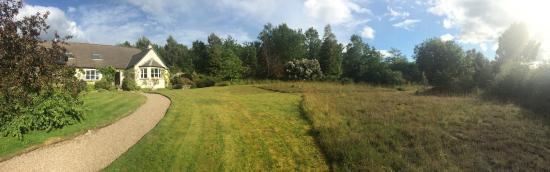 Craigiewood: View
