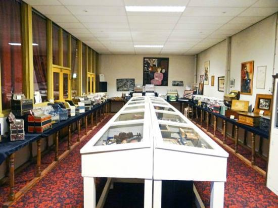 De Gaviolizaal Het Draaiorgelmuseum