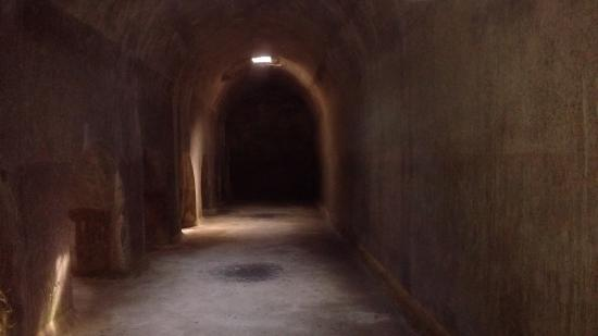 Sabaudia, Italië: cisterna della villa