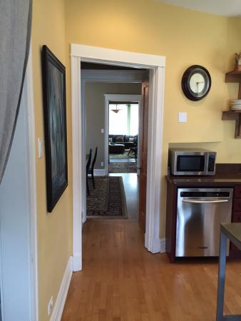 Chicago Guest House: Amenities galore