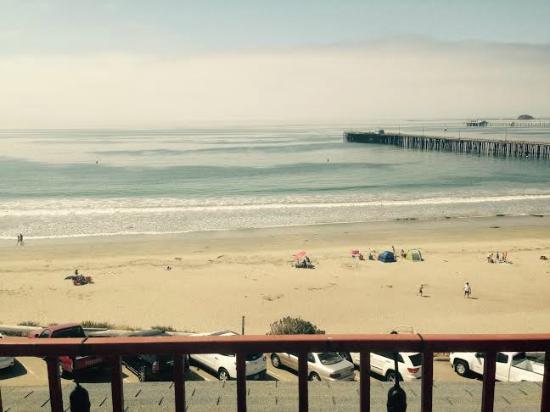 Avila Beach, Kalifornien: Rooftop