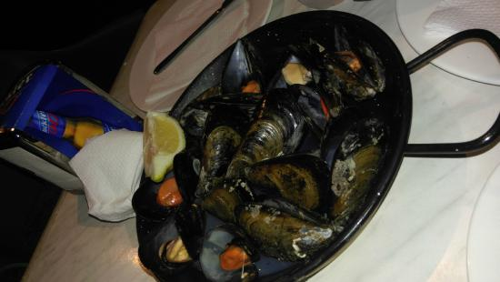 EntreMares : Mussels
