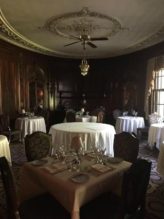 Castle Hill Resort And Spa Dining Room