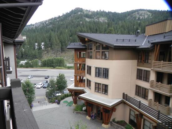 The Village At Squaw Valley: View from room