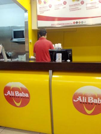 Alibaba Kebab Hauss - Shopping Arrabida