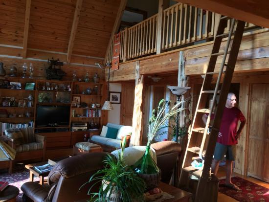 Big Island, Вирджиния: Beautiful interior