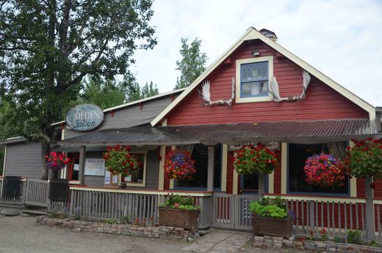McCarthy, AK: Golden Saloon