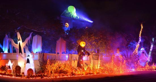 Atlantis House : Halloween/Fantasy Fest 2014