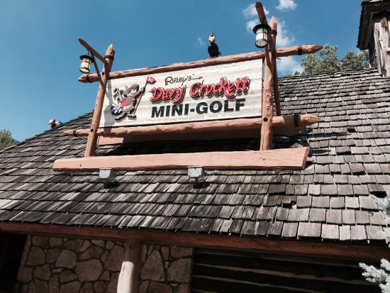 Ripley's Davy Crockett Mini Golf: photo0.jpg