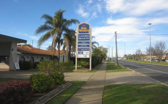 Best western tamworth