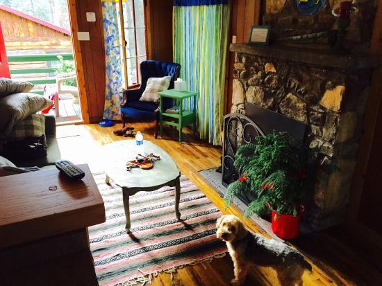 High Quality Sierra Blanca Cabins: August 8, 2015... Cabin #11 Peaceful,