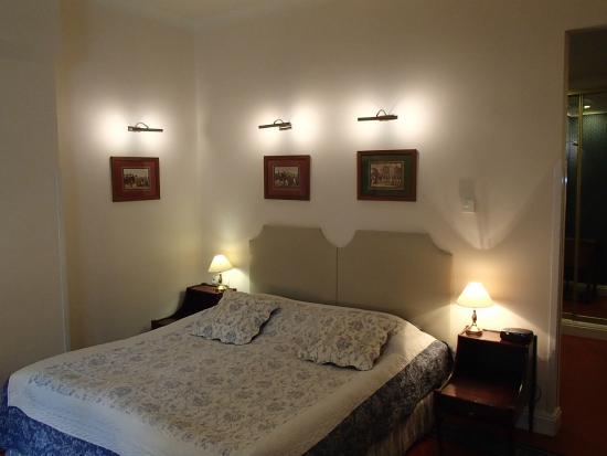 Hotel Grodek : クラシカルな調度品
