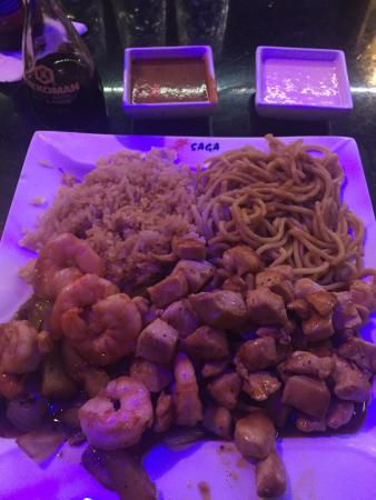 Saga Hibachi Japanese Steak House