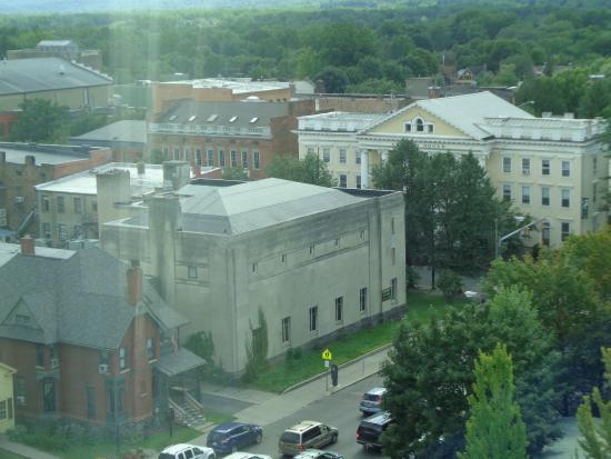 Hilton Garden Inn Ithaca: Town Hall