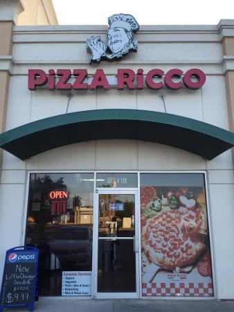 Que Pizza Ricco