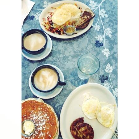 Eau Claire, WI: Pancakes