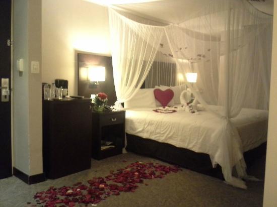 Hotel Chacao & Suites : Decoración