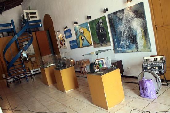 Floriano, PI: Museu