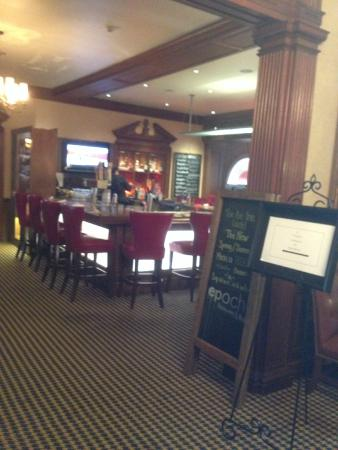 Exeter Inn: Epoch Bar