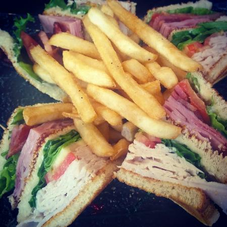 BC Macdonald's: Club Sandwich