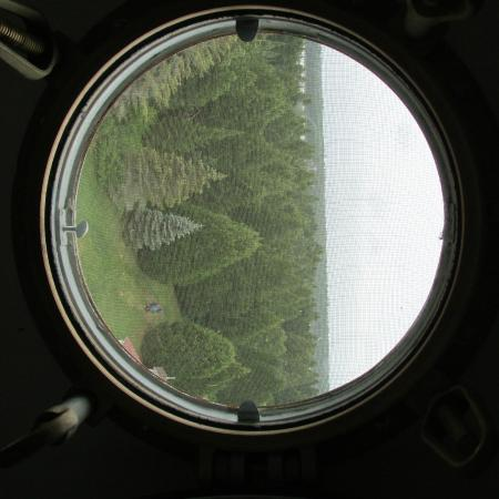Baileys Harbor, WI: Another porthole view