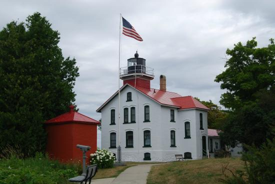 Northport, Μίσιγκαν: Grand Traverse Lighthouse