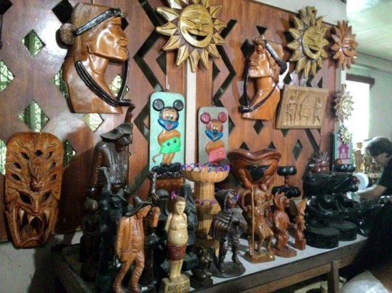 Ifugao Woodcarvers' Village