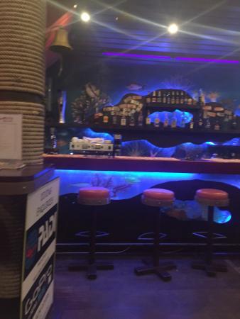 Rainbow Bar & Restaurant : Бар