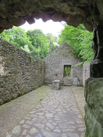 St. Patrick's Well: Church?