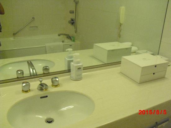 The Windsor Hotel Toya: バスルーム