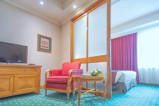 BEST WESTERN PLUS Hotel Hong Kong: Superior Suite