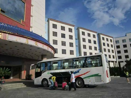Asian Star Hotel (Ya Xin): หน้าโรงแรม