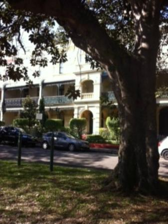 Avonmore on the Park Boutique Hotel: Avonmore on the Park
