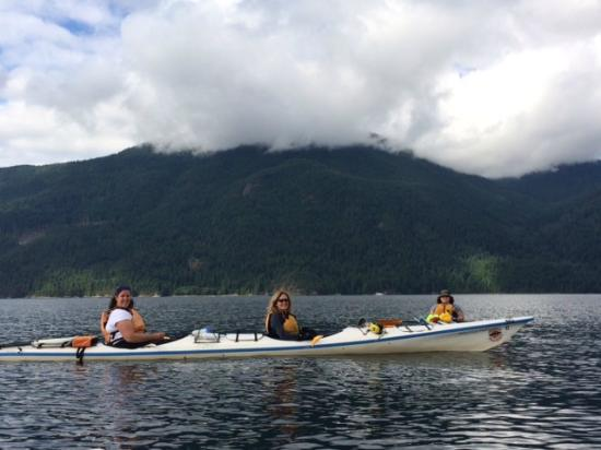 Pedals & Paddles Adventure Sports : Sechelt Inlet