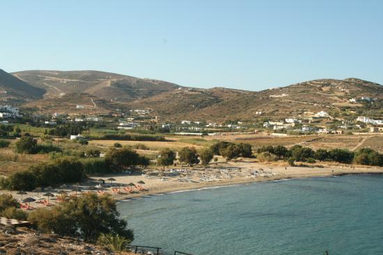 Παράσπορος, Ελλάδα: view