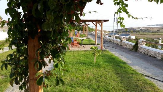 Parasporos, Yunanistan: garden