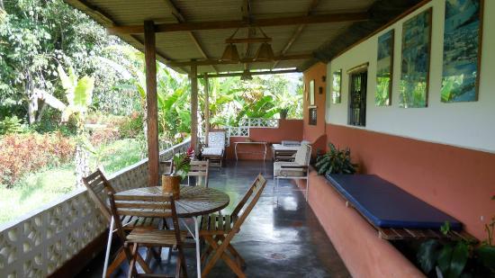 Villa Jennifer : other patio