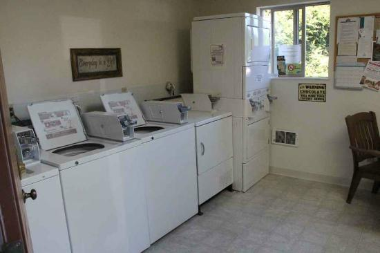 Sequim, WA: Laundry room is good