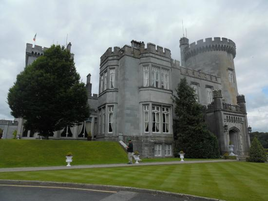B and b near dromoland castle