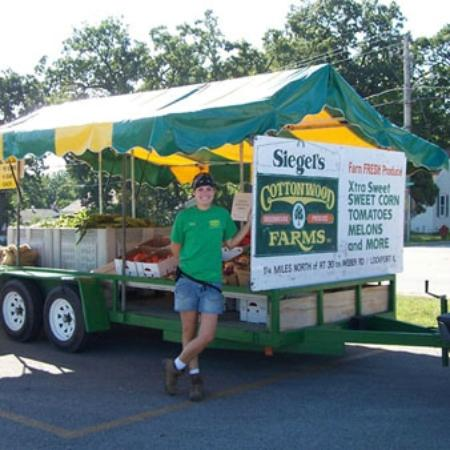 Lockport, IL: Kaity's Produce Stand