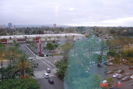 View Of Window Picture Of Wyndham Anaheim Garden Grove
