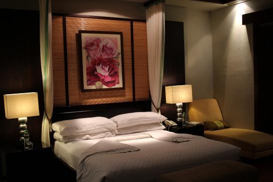 Le Jardin Villas : bedroom
