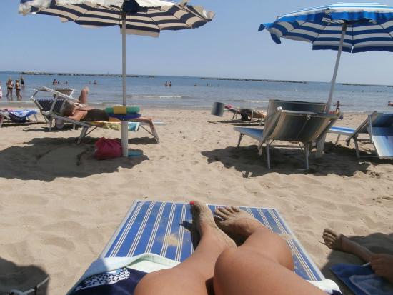 Residence Long Beach : plaża