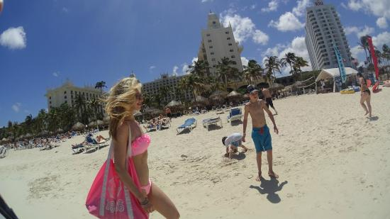 La Boheme Aruba: Plaża